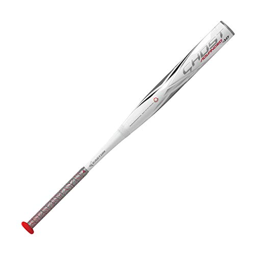 EASTON GHOST ADVANCED -10 Fastpitch Softball Bat | 33 in / 23 oz | 2020 | Double Barrel 2 | 2 Piece Composite | ConneXion Evolution | Launch Comp...