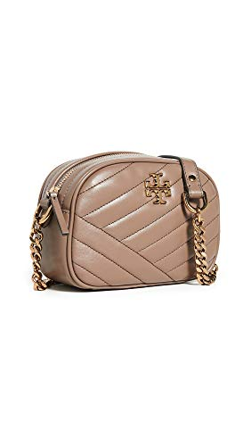 Borsa a tracolla Tory Burch in pelle Donna TORY BURCH cod.60227 TAUPE SIZE:UNI