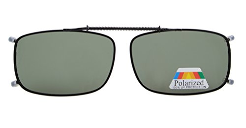 Eyekepper Marco Metal Lente Polarizada Clip On Gafas de sol Lente G15