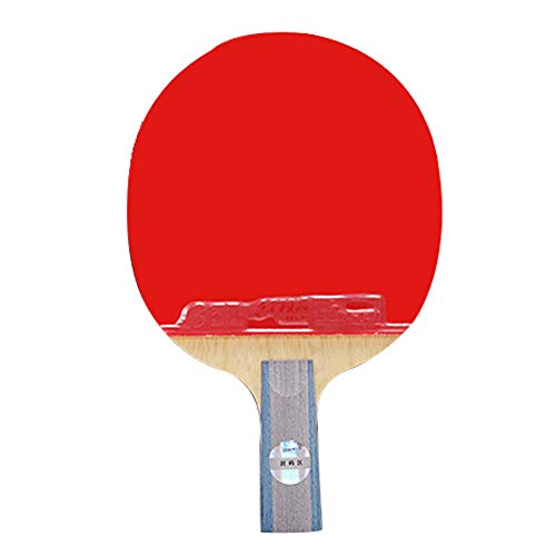 Why Should You Buy SSHHI Ping Pong Paddle,6 Stars,Professional Table Tennis Racket,Indoor and Outdoo...