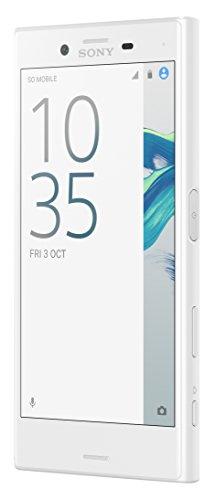 Sony Xperia X Compact - Unlocked Smartphone - 32GB - White (US Warranty)