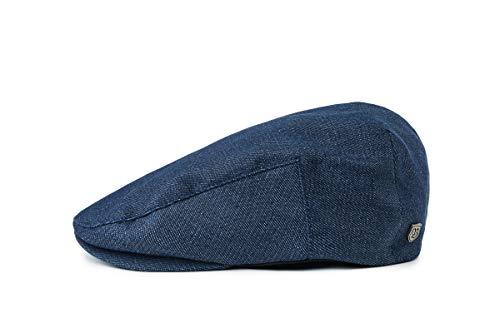Brixton HOOLIGAN SNAP CAP Headwear Dunkiel Denim XS