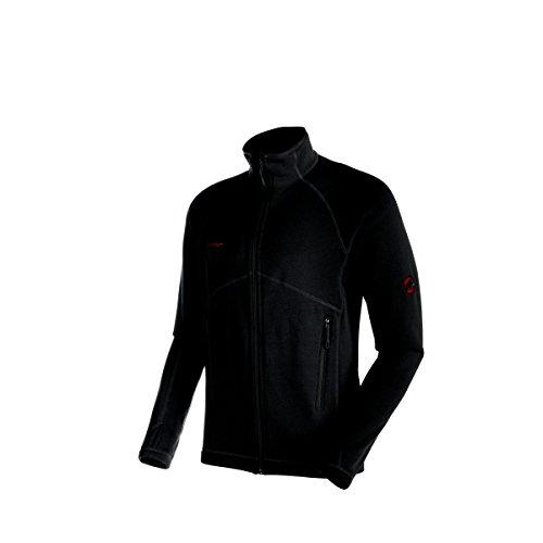 Herren Midlayer-Jacke Aconcagua, schwarz (black), S