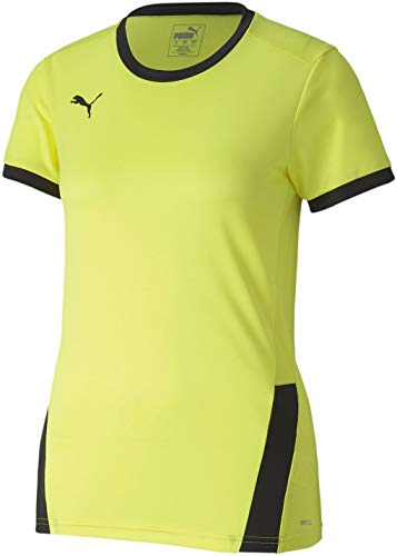 Puma Teamgoal 23 - Camiseta para mujer Fluo Yellow/Puma Black XL