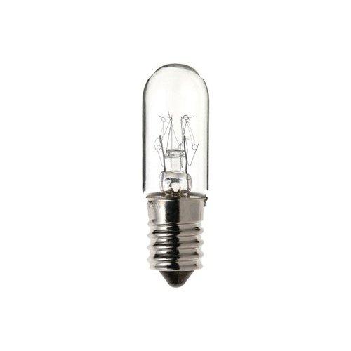 Hager - Lámpara incandescente e14 3w 230v cubierta elevada