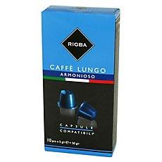 Rioba Café Lungo Aromonioso Capsule Compatibili