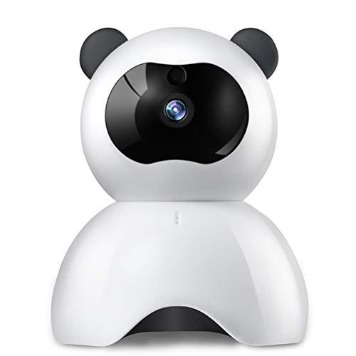 GAOJIAN Cámara IP WiFi y Webcam, 1080p con visión Nocturna cámara de Mascota, detección de Movimiento