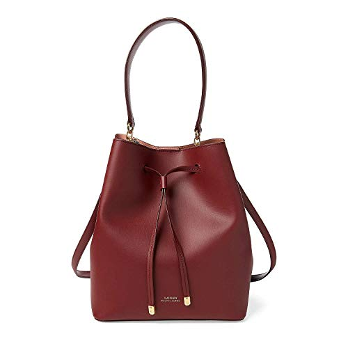 Lauren View fullscreen by Ralph Women's Debby Drawstring Medium Merlot/rose Smoke