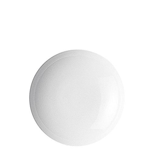 Assiette Creuse Thomas Loft, Soupe, Pâtes, Porcelaine, Blanc, Compatible Lave-Vaisselle, 24 cm, 10324