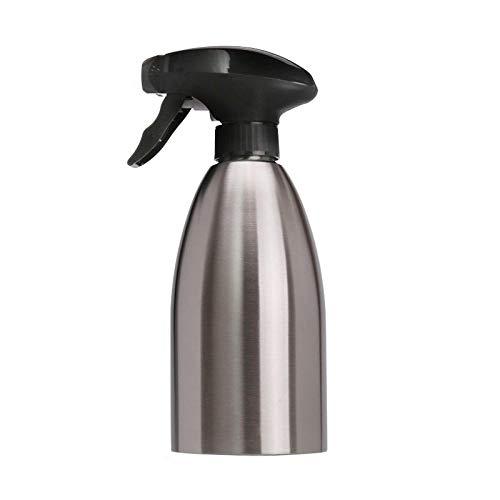 MBHD 500ML aceite de acero inoxidable spray botella parrilla cocina aceite de oliva rociador boquilla