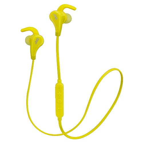 JVC HA-ET50BT-Y-E, Bluetooth sport-hoofdtelefoon, geel