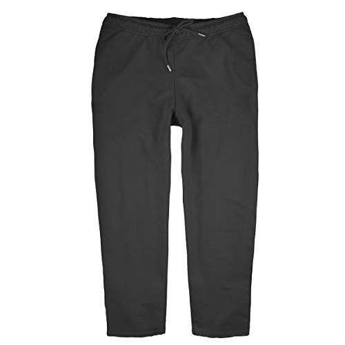 Redfield Herren Jogginghose Übergröße schwarz, XL Größe:6XL