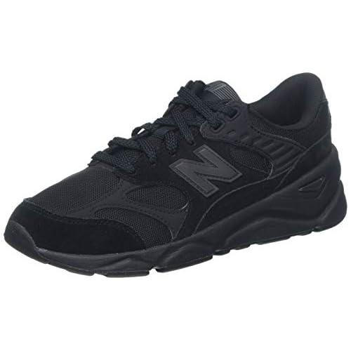 New Balance Msx90tv1, Sneaker Uomo, Nero (Black Black), 45 EU