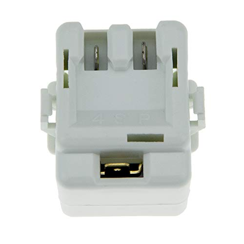61005518 Overload replacement & Relay for Whirlpool Maytag Replaces ER61005518, AP4009659,12002782