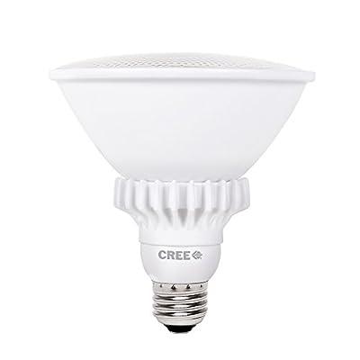 Cree 90W Equivalent 3000K PAR38 27-Degree LED Light Bulb, Bright White