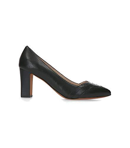 Price comparison product image Cole Haan Women's Eliisa Pump (75Mm),  Black Leather,  7.5 B US