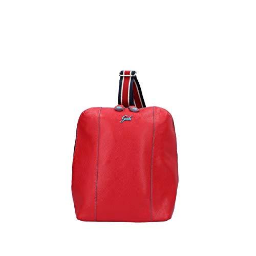 Gabs Zaino Reversibile in pelle Tg. M DINA Rosso 5300T2 P0086 C4003