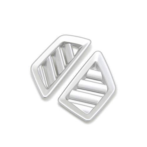 CMEI Interior del automóvil ABS ABS Mate Aire Aceite DE VENTAR DE VENTAR DE Venta DE Venta DE Venta Ajuste para Peugeot 3008 GT 2017 2017 Accesorios de Estilo de automóvil Decorar