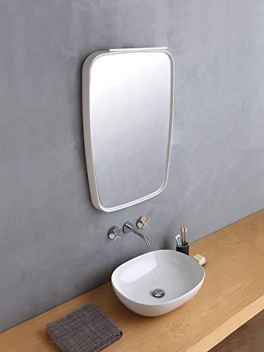 Fine Waschbecken Bagno Oval ohne Bohren Rubinetto_50_x_40_cm