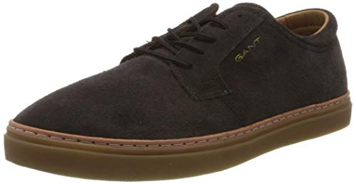 GANT FOOTWEAR Herren PREPVILLE Sneaker, Espresso, Espresso, 43