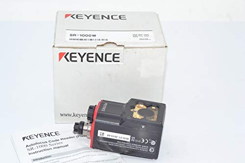 Great Features Of KEYENCE CORP SR-1000W WIDE FIELD TYPE, AUTOMATIC FOCUS, 3 OUTPUT, 50-600MM READING...