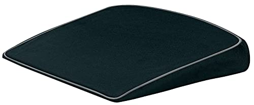 WALSER Keilkissen Auto Superior Joe, ergonomisches Sitzkissen, Sitzkeil, schwarz