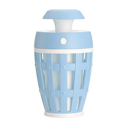 MHBY Difusor de Aroma, difusor de Aroma de 260 ML, lámpara de Escritorio LED para Coche, humidificador de Aire, purificador de Verano, Mini Perfume, humidificador para Coche