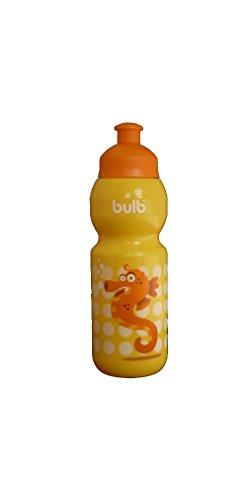 Kinder Kunststoff Trinkflasche Seepferd, 330 ml, auslaufsicher, schadstofffrei, spülmaschinenfest