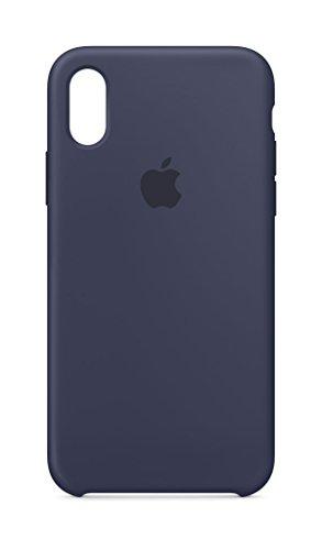Apple Custodia in Silicone per iPhone X - Blu Cobalt