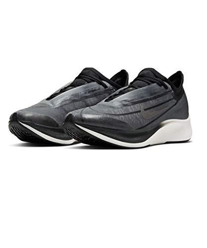 Tênis Nike Zoom Fly 3 Feminino Preto e Cinza-37