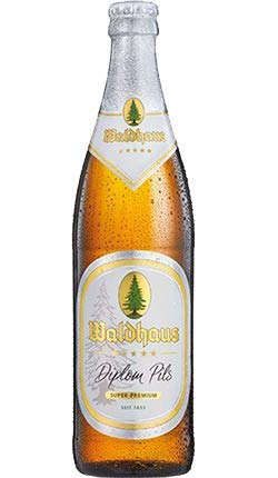 Waldhaus Diplom Pils 30 Flaschen x0,5l