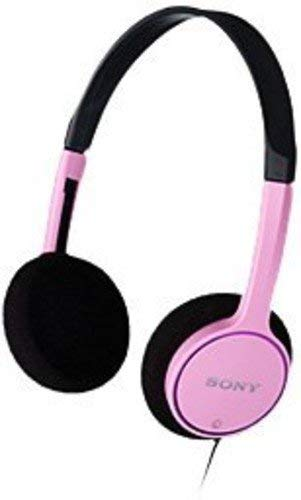 Sony Mdr-222Kd/Pin Childrens Headphones (Pink) (Renewed)