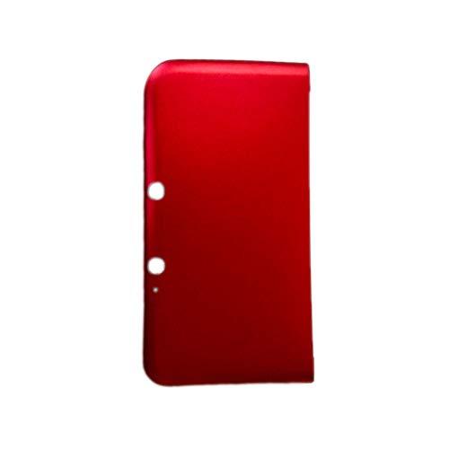 GOZAR Mehrfarben-Aluminium-Hartmetall-Gehäuseabdeckung für 3DS XL LL - Orange