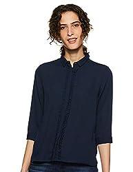 Van Heusen Woman Womens Regular fit Shirt