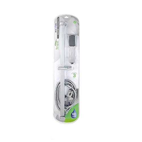 Affordable FERIDRAS Plus Shower Riscendi Water Saver, Chrome, 8x20x44 cm