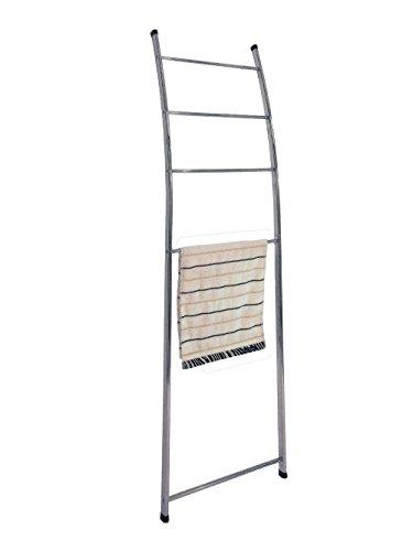 Ducha Drape Loft Cromo toallero escalera pie accesorio de: Amazon.es: Hogar