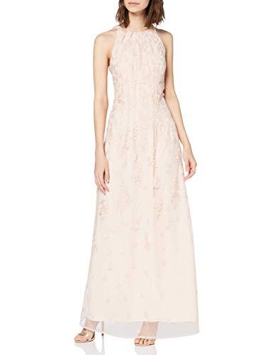 ESPRIT Collection 020EO1E320 Vestito per Occasioni Speciali, Rosa (Rosa 695), 42 Donna