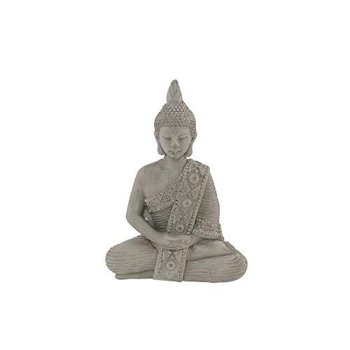 Bouddha Imitation Ciment 7.5X4X11CM