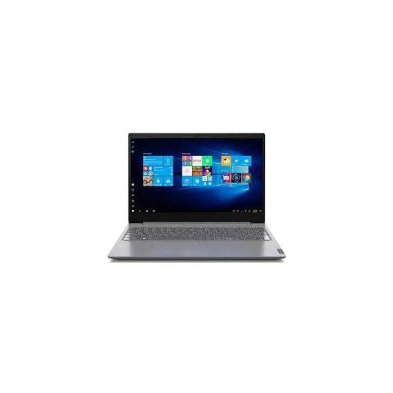 Lenovo V15 Intel Core i5 10th Gen 15-inch HD Thin and Light Laptop (4GB RAM/ 256GB SSD/ DOS/ Grey/ 1.85 kg), 82C500RRIH