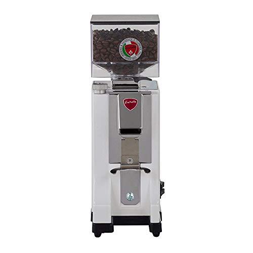 Eureka | MCI Espressomühle mit Timer | Weiß
