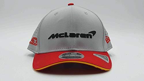 McLaren 2020 F1 Teamwear Carlos Sainz NewEra 950 - Gorra, talla M/L