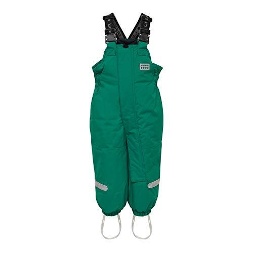LEGO Wear Lego Duplo Tec Play Lwpan 704-Skihose/schneehose Pantalon De Neige, Vert (Dark Green 875), 86 Mixte bébé