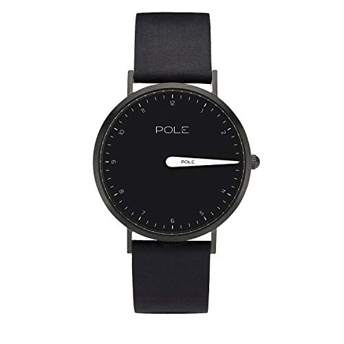 Pole Watches Reloj de Pulsera Analógico Monoaguja de Cuarzo