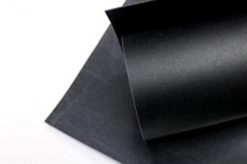 Worbla Thermoplastische Folie BLACK ART - verschiedene abmessung (50 x 37,5 cm)