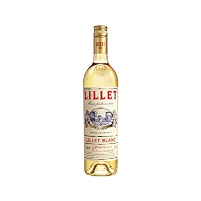Lillet Blanc White Wine-Based Aperitif, 75 cl