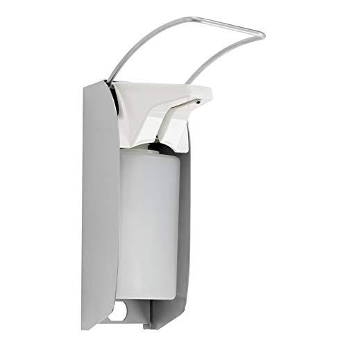 WAGNER-EWAR Desinfektionsmittelspender 500ml WP120 Edelstahl matt für Aufputzmontage