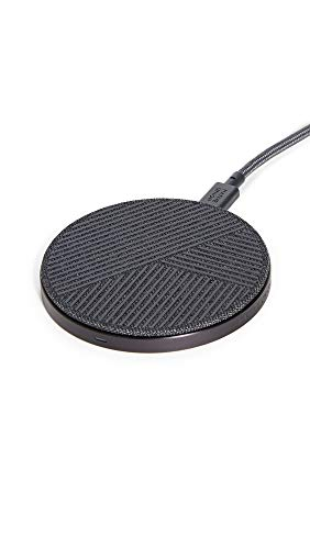 Native Union Drop Wireless Charger, Slate, Grey, One Size