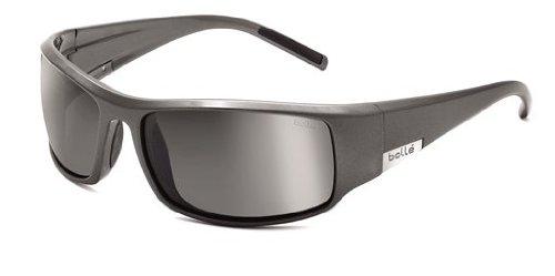 bollé Sonnenbrille King - Gafas de Ciclismo, Color Gris