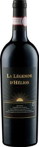 La Légende d'Hélios IGP Pays d'Oc aus Frankreich/Languedoc (1 x 0,75 Liter)