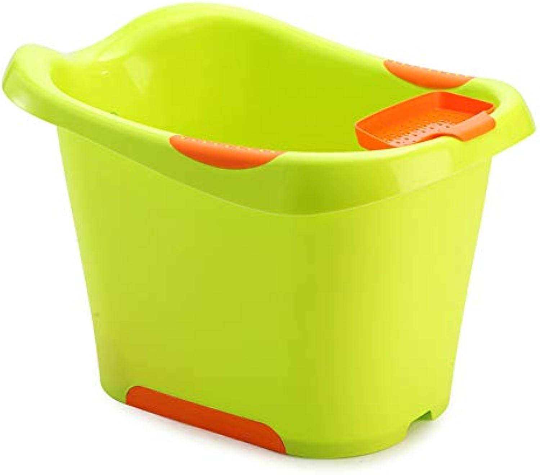 QING MEI Kinder Im U-Typ Knnen Liegebadewannen, Kinderbadewannen, Babywannen Badewannen Verwenden A++ (Farbe   E)